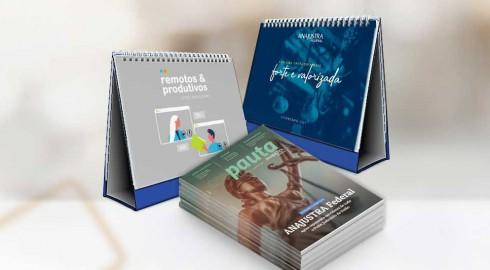 Revista e calendários 2021. - ANAJUSTRA Federal