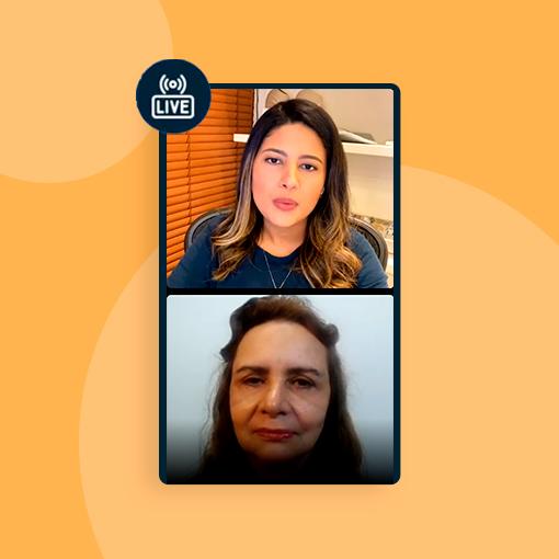 Entrevista com a professora da Nova Acrópole, Lúcia Helena Galvão.  - ANAJUSTRA Federal