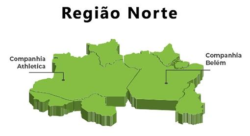 Convênios da Região Norte - ANAJUSTRA Federal