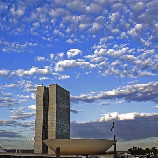 Congresso Nacional, em Brasília (DF).  - Reprodução Congresso em Foco